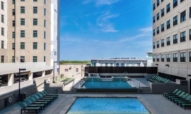 Pool at Rise at Northgate