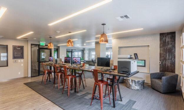 Computer Lab at Rise at Northgate